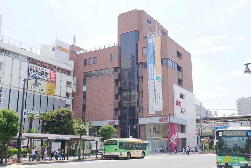 コスモ亀戸アネックスの最寄りの駅周辺・街の様子1枚目