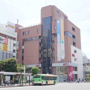 コスモ亀戸アネックスの最寄りの駅周辺・街の様子
