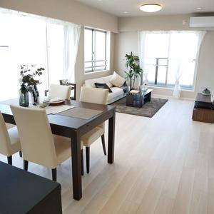 コンフィール赤堤(5階,)の居間(リビング・ダイニング・キッチン)