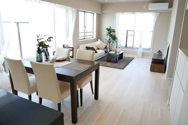 コンフィール赤堤(5階,5980万円)