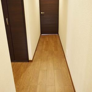 クレール六本木(9階,)のお部屋の玄関