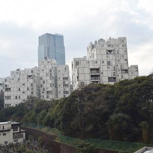 クレール六本木(9階,)のお部屋からの眺望