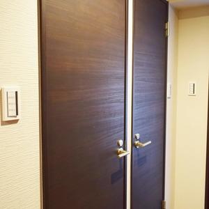 クレール六本木(9階,)のお部屋の廊下