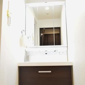 クレール六本木(9階,)の化粧室・脱衣所・洗面室