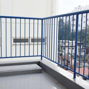 クレール六本木(9階,)のバルコニー