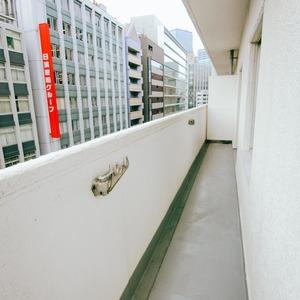 ヴェラハイツ日本橋(5階,)のバルコニー