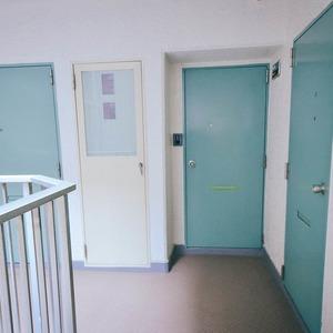 ヴェラハイツ日本橋(5階,)のフロア廊下(エレベーター降りてからお部屋まで)