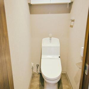 ヴェラハイツ日本橋(5階,)のトイレ