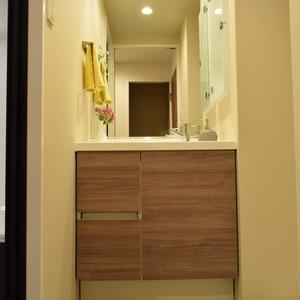 秀和溜池山王レジデンス(7階,)の化粧室・脱衣所・洗面室