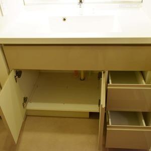 クラッシィスイートジオ東麻布(3階,6180万円)の化粧室・脱衣所・洗面室