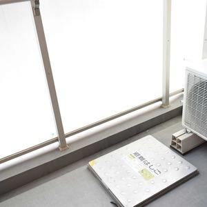 クラッシィスイートジオ東麻布(3階,6180万円)のバルコニー