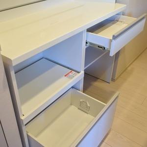 クラッシィスイートジオ東麻布(3階,6380万円)の居間(リビング・ダイニング・キッチン)