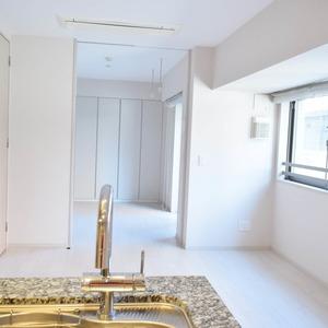 クラッシィスイートジオ東麻布(3階,6180万円)の居間(リビング・ダイニング・キッチン)