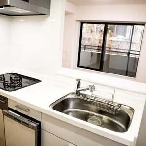 コンフォール四谷(2階,5280万円)のキッチン