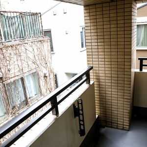 コンフォール四谷(2階,5280万円)のバルコニー
