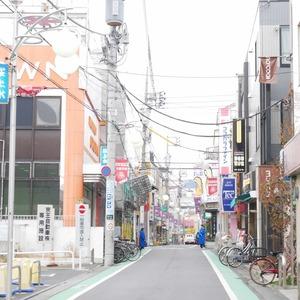 ライオンズマンション桜上水の最寄りの駅周辺・街の様子