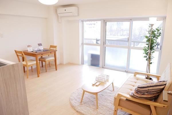 ライオンズマンション桜上水(6階,3499万円)