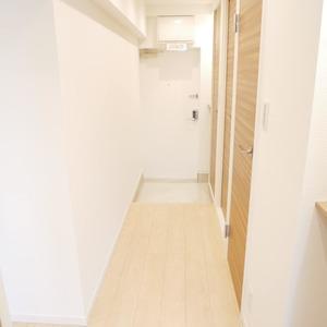 ライオンズマンション桜上水(6階,3299万円)のお部屋の廊下
