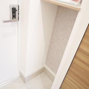 ライオンズマンション桜上水(6階,3299万円)のお部屋の玄関