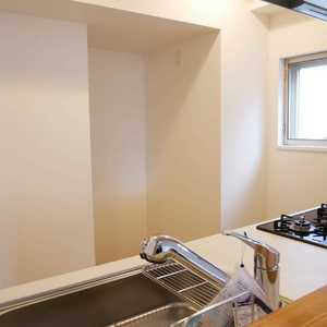 コスモ亀戸アネックス(6階,3799万円)のキッチン