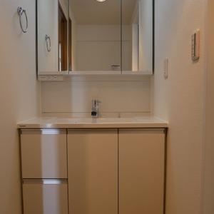 コスモ亀戸アネックス(6階,3799万円)の化粧室・脱衣所・洗面室