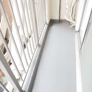 ライオンズマンション桜上水(5階,)のバルコニー