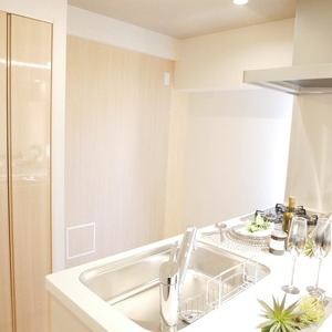 ライオンズマンション桜上水(5階,)のキッチン