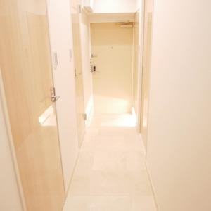 ライオンズマンション桜上水(5階,)のお部屋の玄関