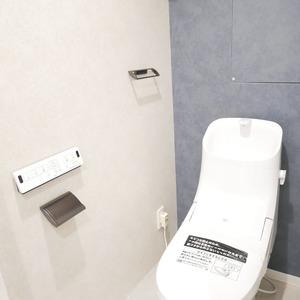 経堂セントラルマンション(2階,3980万円)のトイレ