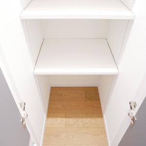 経堂セントラルマンション(2階,3590万円)のクローゼット