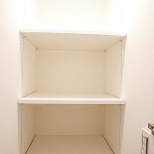 経堂セントラルマンション(2階,3980万円)のクローゼット