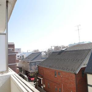 経堂セントラルマンション(2階,3590万円)のバルコニー