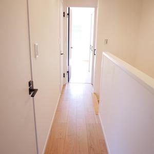 経堂セントラルマンション(2階,3980万円)のお部屋の廊下