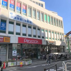 経堂セントラルマンションの周辺の食品スーパー、コンビニなどのお買い物
