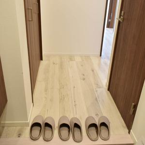 マンション京都白金台(7階,)のお部屋の廊下