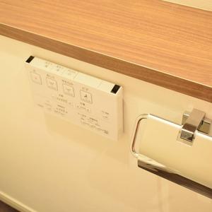 マンション京都白金台(7階,)のトイレ