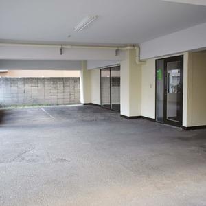 高輪長マンションの駐車場