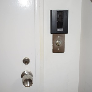 高輪長マンション(2階,)のお部屋の玄関