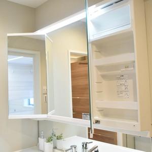 高輪長マンション(2階,)の化粧室・脱衣所・洗面室