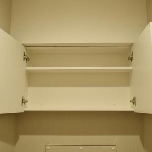 高輪長マンション(2階,)のトイレ
