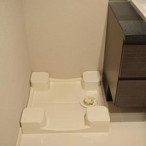 コンシェリア南青山(10階,)の化粧室・脱衣所・洗面室