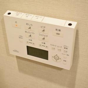 コンシェリア南青山(10階,)のトイレ
