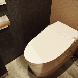 青山ザタワー(8階,)のトイレ