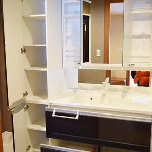 青山ザタワー(8階,)の化粧室・脱衣所・洗面室
