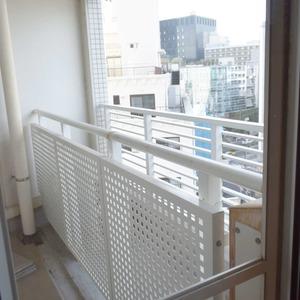 青山ザタワー(8階,)のバルコニー
