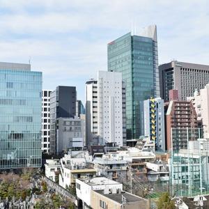 青山ザタワー(8階,)のお部屋からの眺望