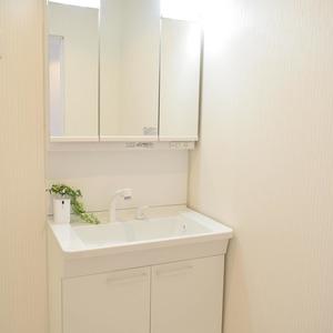 エクレール乃木坂(4階,)の化粧室・脱衣所・洗面室