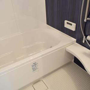 エクレール乃木坂(4階,)の浴室・お風呂