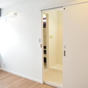 エクレール乃木坂(4階,)の洋室