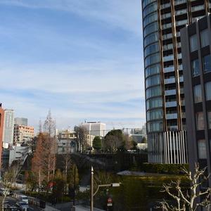 エクレール乃木坂(4階,)のお部屋からの眺望